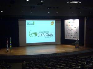 Congresso Six Sigma Brasil 2010